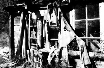 cabane abandonnée 2