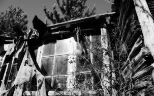 endroit abandonné