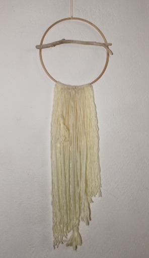 IDreamcatcher driftwood and wool