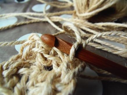 tuto crochet corde