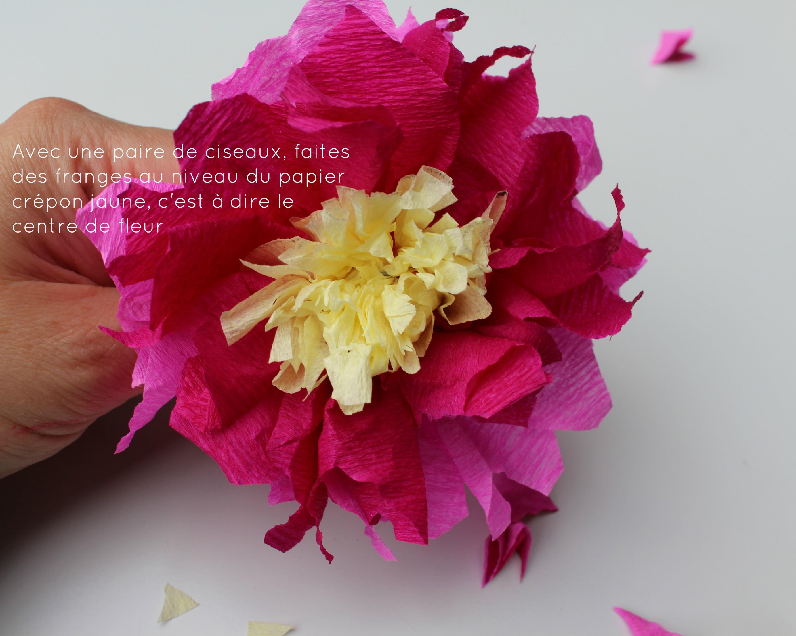 diy wall art printanier fleurs de papier et attrape r ves woodhappen. Black Bedroom Furniture Sets. Home Design Ideas