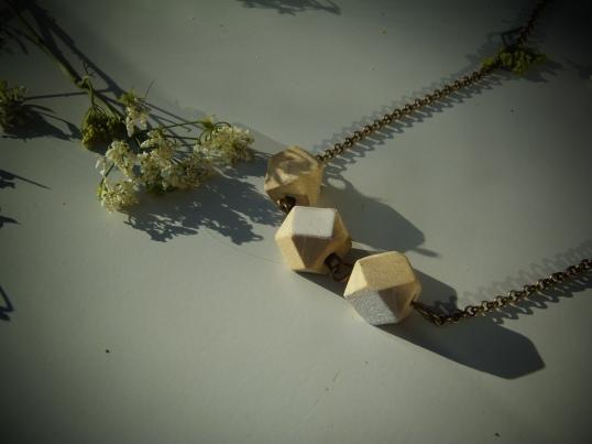 diy collier perles