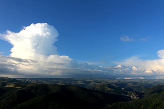 Cévennes landscape 4
