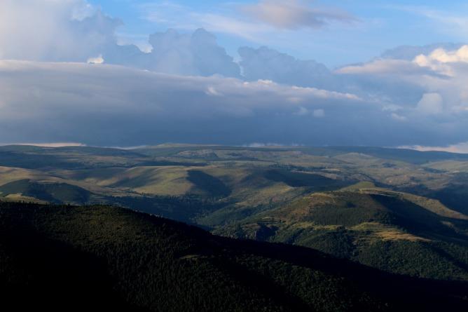 Cévennes landscape two