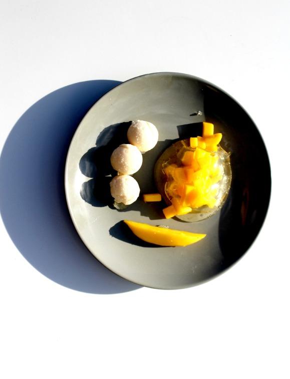dessert ravioles de citron à la mague