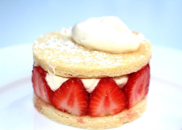 gâteau à la fraise, recette fraises