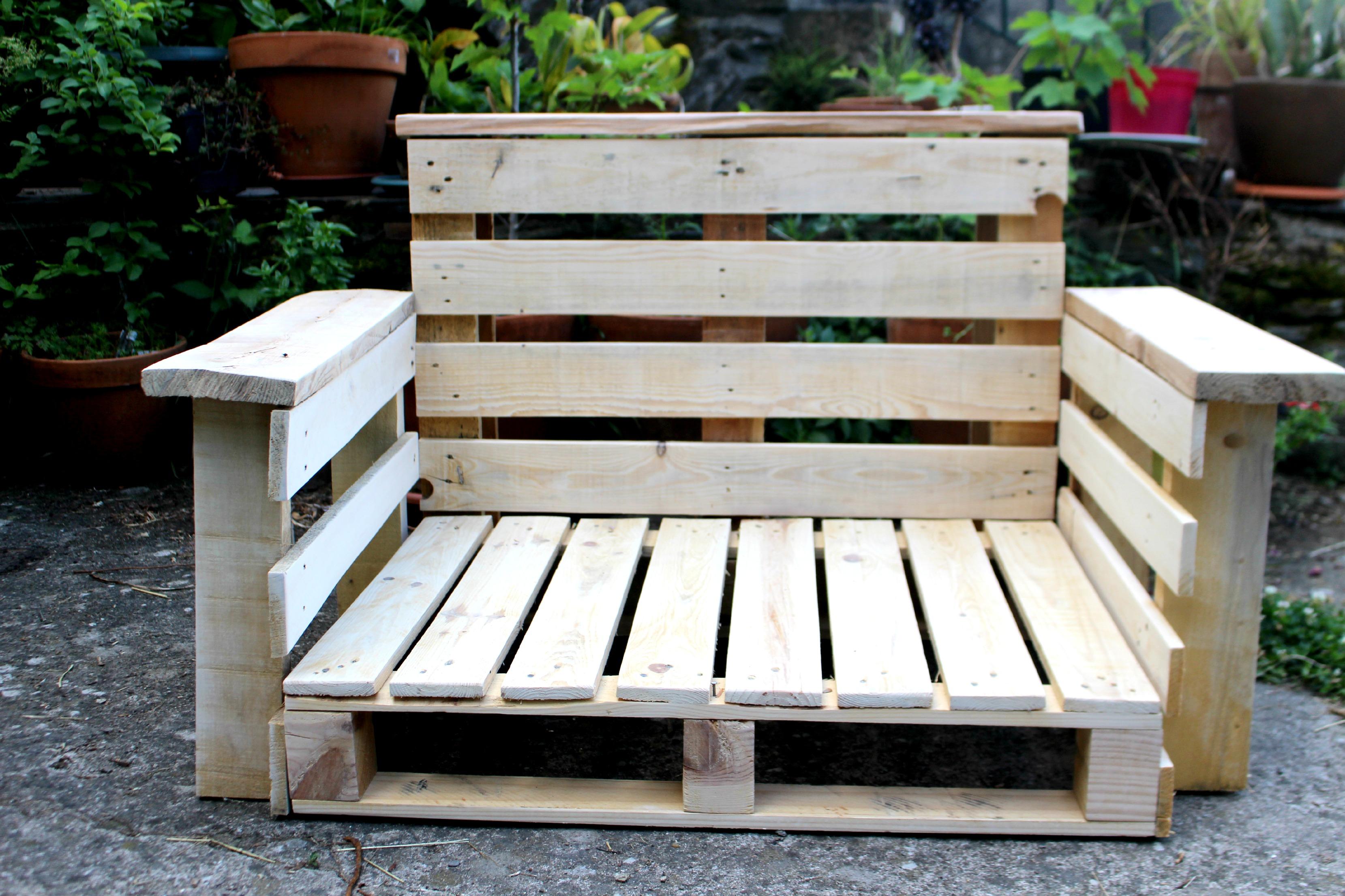 upcycling-tuto Luxe De Salon De Jardin Pour Balcon Conception