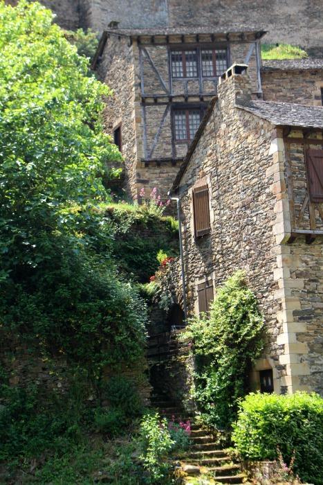 vallée du tarn brousse le chateau