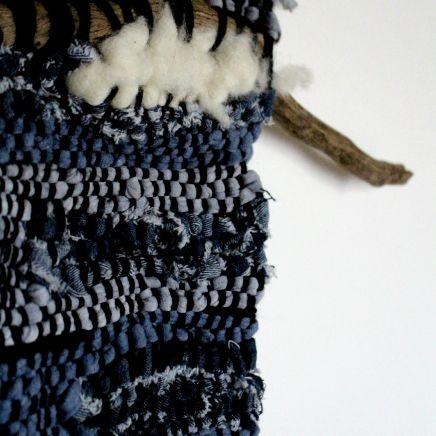 Détail weaving adélie