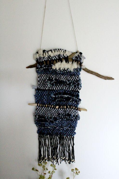 modern weaving adélie