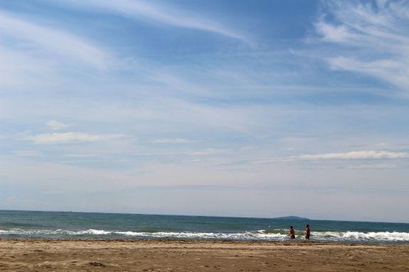 plage de l'espiguette 2