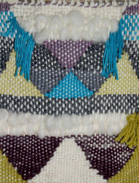 weaving aztèque