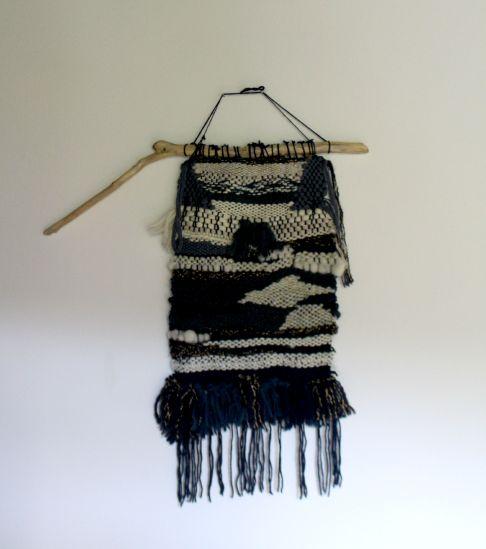 weaving écume