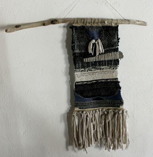 weaving tissage woodhappen