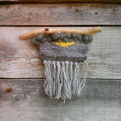 weaving woodhappen petit modele
