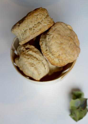 recette scones anglais