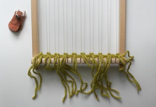 technique de tissage le nœud RYA