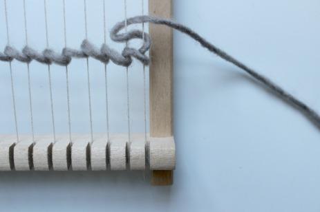 techniques de tissage, tuto