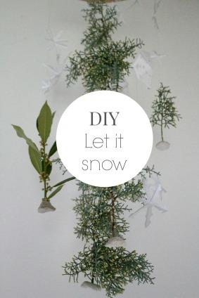 DIY décoration de noel