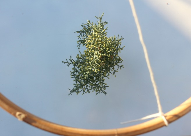 diy mobile arbre