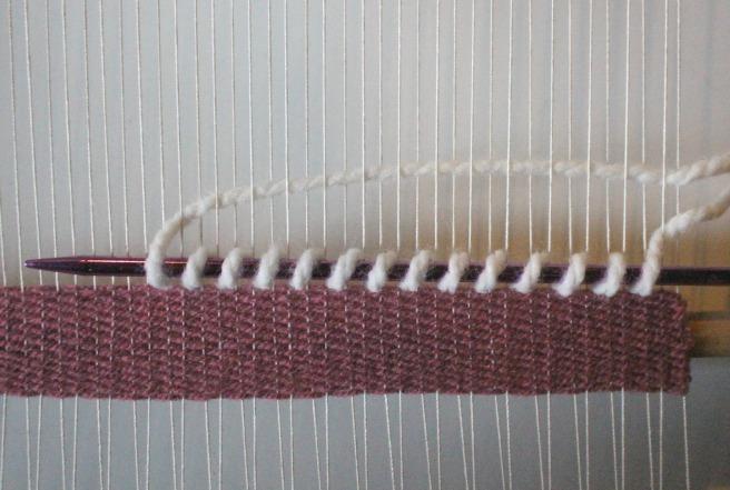 technique de tissage