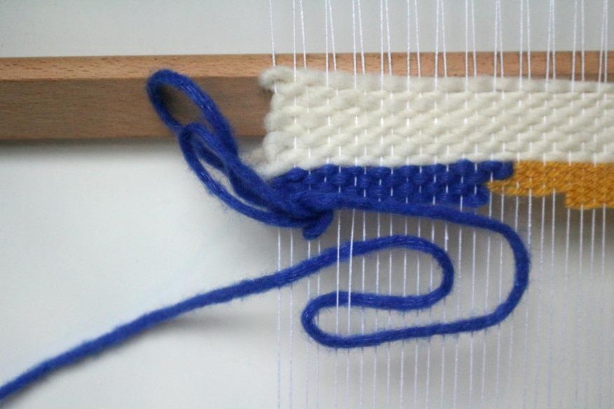 les techniques de tissages rya woodhappen