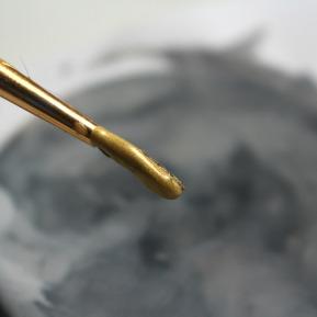 peinture doré woodhappen