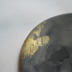 Une touche de doré