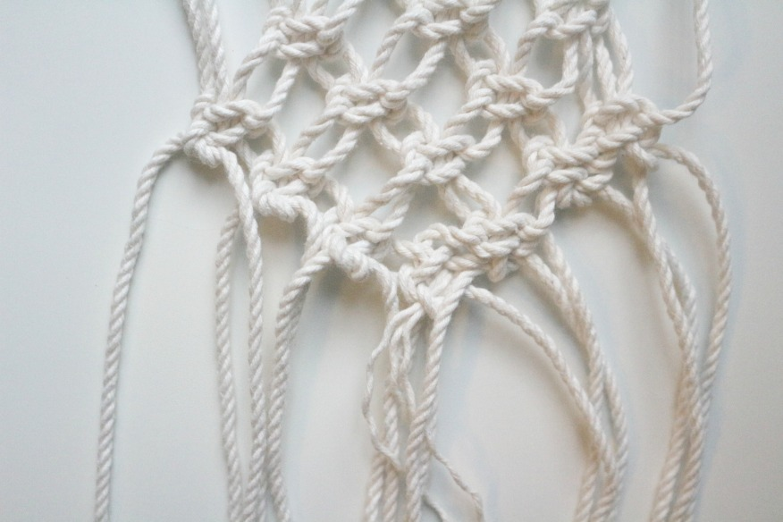 diy macramé by woodhappen