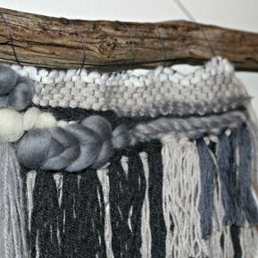 détails weaving Léonie woodhappen