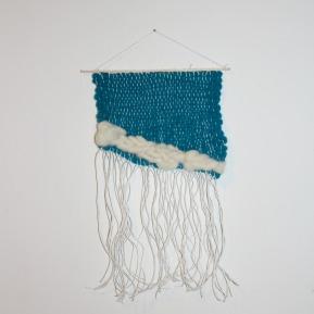 wall weaving Louise