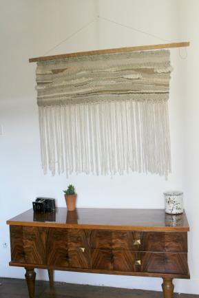 Weaving XL Rosamund by woodhappen