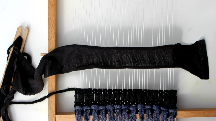 techniques de tissage moderne