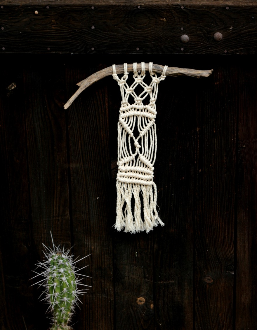 macrame by woodhappen