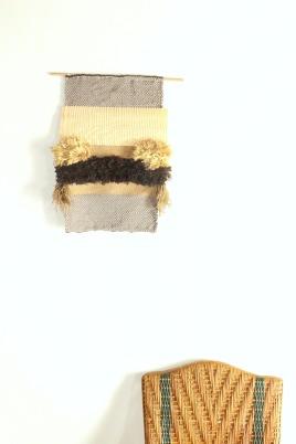 tissage ethnique en jute laine et coton woodhappen