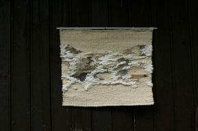 tissage contemporain fibre naturelle
