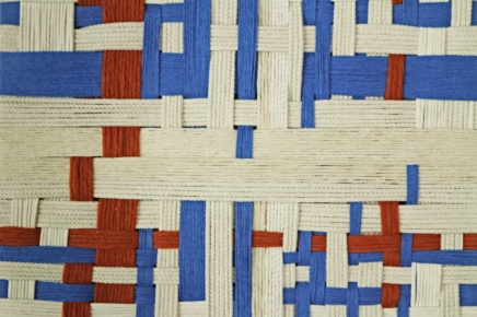 tissage contemporain design textile